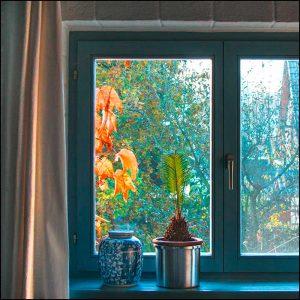 Zeit, die Fensterdichtung zu ersetzen! Es zieht
