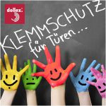 Klemmschutz - Sicherheit für Kindergarten & Co.