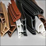 Flügelfalzdichtungen für Holzfenster z.B. aus Mahagoni