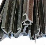 Kunststofffensterdichtung-Mittelrahmendichtung, Zargendichtung