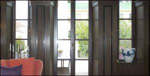 Fenster und Türen unter Denkmalschutz
