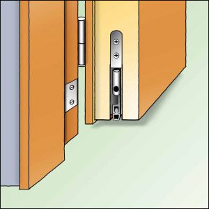 Türbodendichtung mit Absenkautomatik - 2A-Super