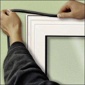 Abdichtung Kunststofffensterdichtung