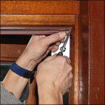 Balkontür, Hebe-Senktür abdichten - L19 - Länge anpassen