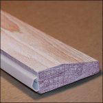 Türsschwelle aus Buchenholz - 100cm