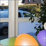 Klemmschutz Kita-Max an Außentür