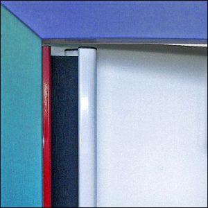 Sonderfarben für Fingerschutzpprofile gegen Aufpreis