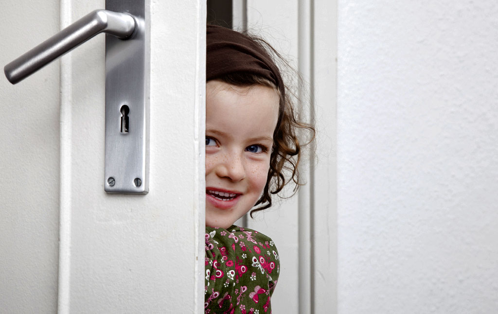 Tür - Fingerschutz-Profile