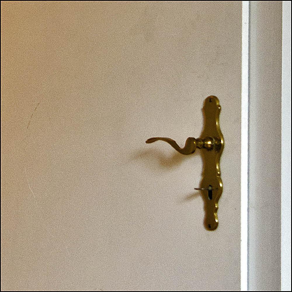 Zimmertür abdichten