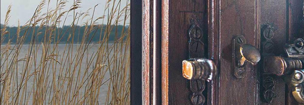 Holzfenster = Nachrüstung mit Silkonschlauchdichtung