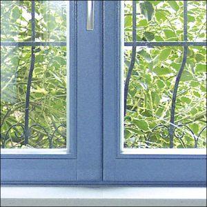Silikon-Schlauch-Dichtung für Fenster und Türen
