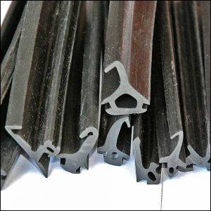 Mittelrahmendichtungen für Kunststofffenster und Türen