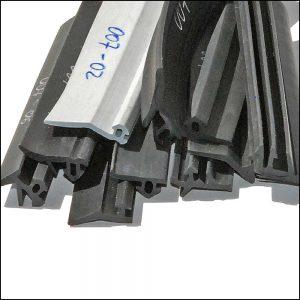 Flügel- Rahmen- Zarbendichtungen