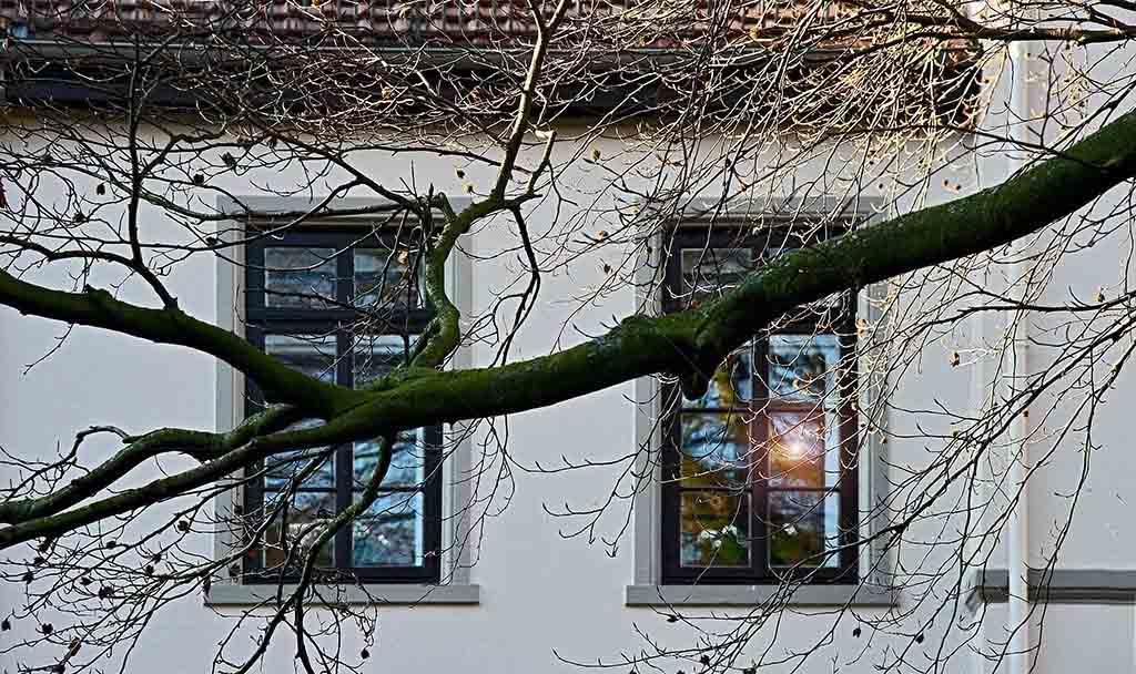 Neue Holzfensterdichtungen