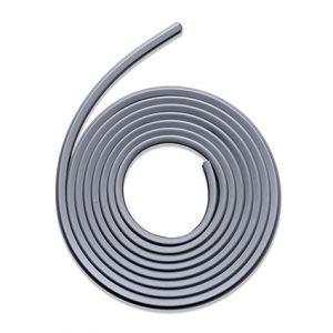 Stahlzargendichtung grau