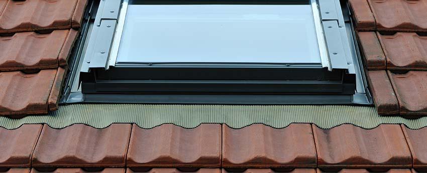 Fensterdichtungen für Dachfenster und Veluxfenster